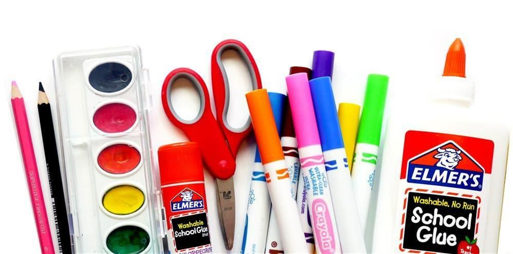 This is the image for the news article titled School Supplies